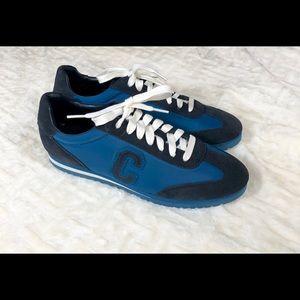 NEW Coach Ian Retro Sneakers/Blue